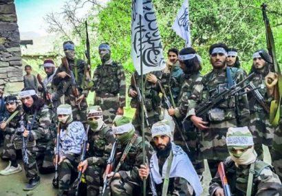 قطعه سرخ طالبان فراه در ادرسکن هرات ضربه خورد