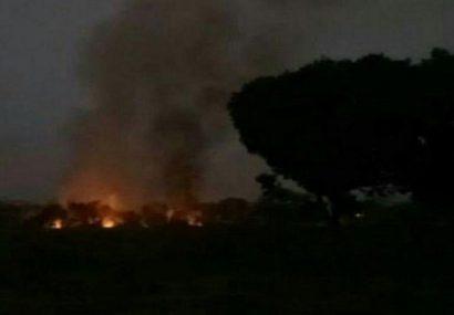 حمله انفجاری در یک مکتب دخترانه در فراه