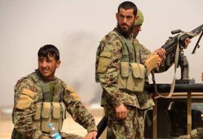 گلاویز شدن ارتش و طالبان در بادغیس/۱۰ کشته و ۸ زخمی گروه طالبان