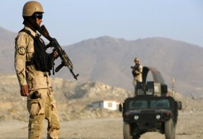 یک سرباز سرحدی بالای قوای خارجی در هرات تیراندازی کرده است