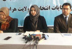بیش از ۱۴ هزار رای در هرات باطل اعلام شد