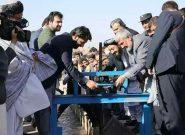 هفت هزار و ۵۸۰ جریب زمین در هرات سیراب میشود
