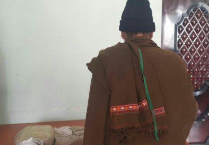 یک قاچاقبر با دهها کیلوگرام مواد مخدر در هرات بازداشت شد