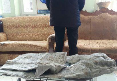 بازداشت یک قاچاقبر حرفوی در هرات