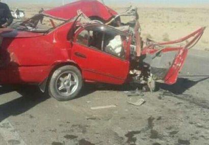 در هرات؛ هفت تن قربانی حادثه ترافیکی شدند