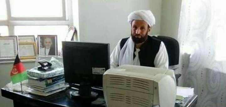 مدیر اداری آمریت حج و اوقاف غوریان هرات کشته شد