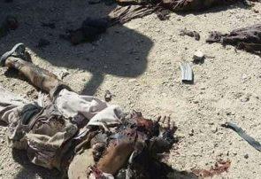 حمله هوایی بالای یک قرارگاه طالبان در فراه