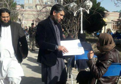 سفارت پاکستان در هرات از متقاضیان بورسیه تحصیلی این کشور امتحان گرفت