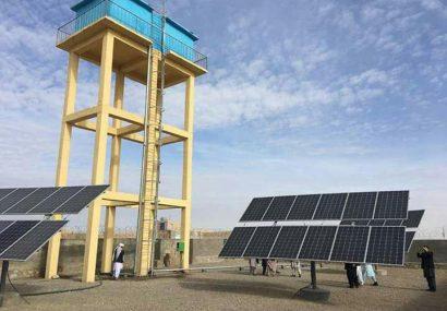دسترسی آسان ۷۰۰ خانواده به آب آشامیدنی در فراه