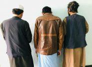 سه فروشنده مواد مخدر در هرات به دام پولیس افتاد