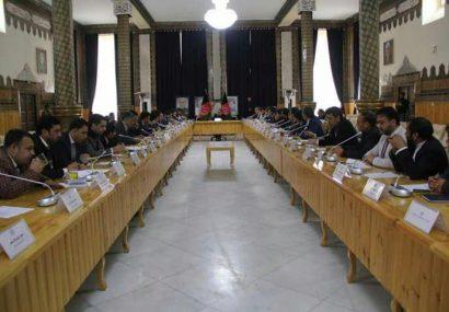 ادارات دولتی هرات نیازمندیهایشان را از تولیدات داخلی تأمین کنند