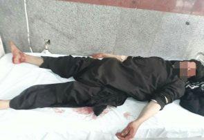 پولیس هرات فیر مستقیم میکند/یک سارق زخمی شد