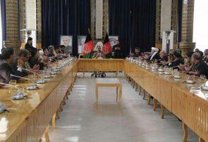 تاجران و متشبثین بخش خصوصی هرات خواهان امنیت و مبارزه با فساد هستند