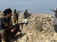 روی نیروهای مردمی اطمینان داریم/مردم طالبان را به عقب میرانند