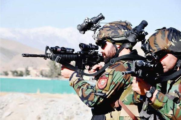 طالبان بکواه فراه تلفات دیدند/هشت کشته و پنج زخمی