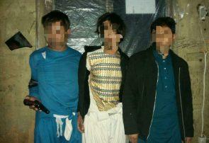 بازداشت سه تن به ظن حمل غیر قانونی سلاح در هرات