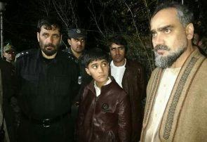پولیس هرات یک کودک ۱۵ ساله را از چنگ آدمربایان رها کرد