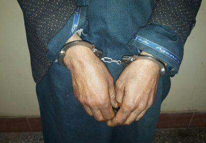 بازداشت یک سارق زیورآلات در هرات