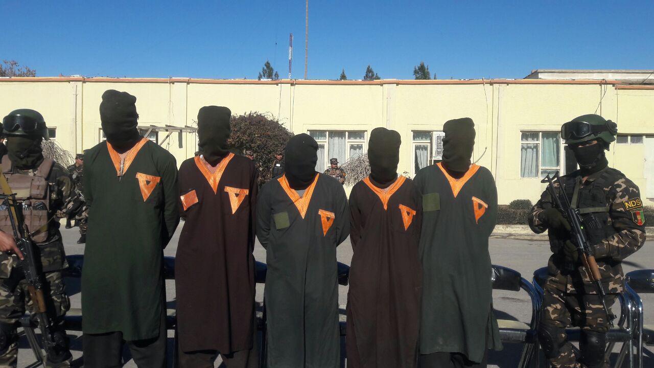 یازده آدمربا دستگیر شده و ۱۰ فرد مسلح به دولت پیوستند