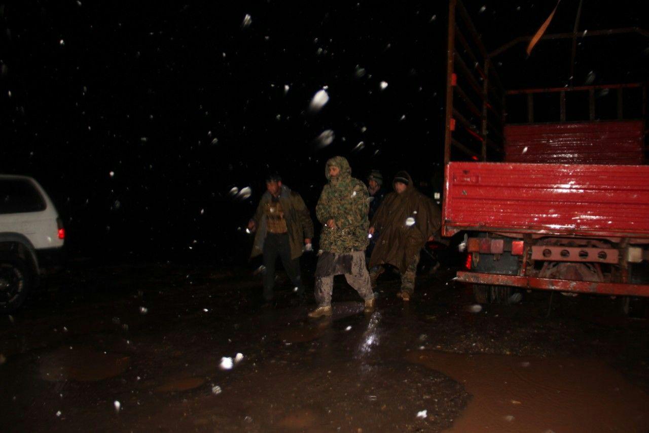 هرات در وضعیت اضطراری/دو کشته و پنج زخمی