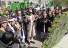 به رهبران جهادی شرم است که از قاتلان دیروز ملت افغانستان امروز صلح میخواهند