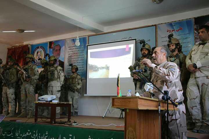 طی سه ماه گذشته در فراه ۳۳۱ طالب کشته شدند