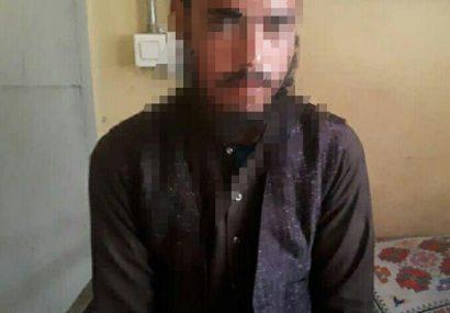 یک عضو استخبارات طالبان به چنگ پولیس فراه افتاد