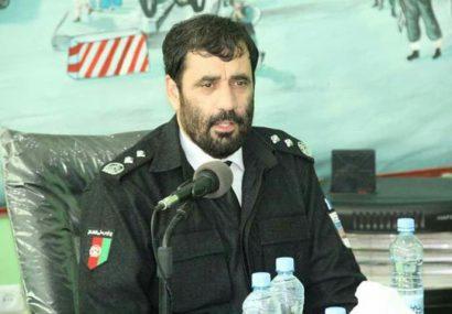 خبر تبدیلی فرمانده پولیس هرات شایعه است