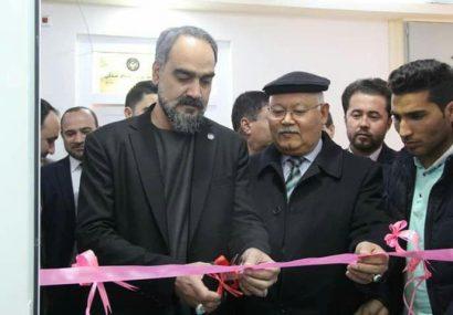 افتتاح سه پروژه مهم در دانشگاه هرات