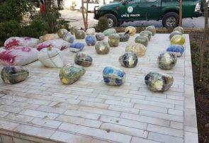 پولیس هرات موفقتر از قاچاقبران/محموله بزرگ موادمخدر متوقف شد