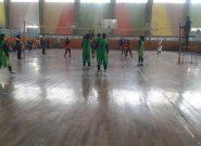 دیدار فینال تیمهای والیبال بانوان هرات/ماندگار پیروز میدان شد
