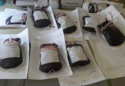 ریاست امور زنان هرات کمپاین اهدای خون راهاندازی کرد