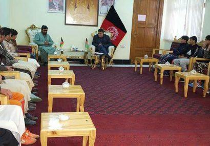 وزرشکاران بادغیس حاضراند در کنار نیروهای امنیتی برزمند