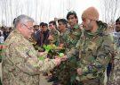 تجلیل از روز ملی نیروهای دفاعی و امنیتی در غور