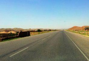 شاهراه هرات – قلعه نو در دستان سیاه خان