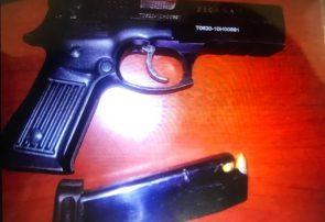 عامل ۲۰ فقره سرقت مسلحانه در هرات بازداشت شد