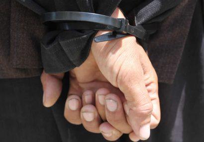 قاتل دو باشندۀ ولسوالی غوریان در کهسان دستگیر شد