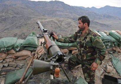 ۵۱ طالب مسلح در بادغیس از پای درآمدند