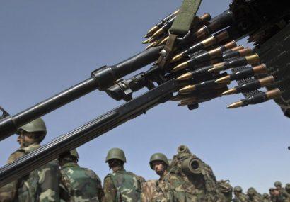 در یک ماه اخیر ۱۰۰ طالب مسلح در فراه کشته شدند