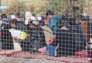 صد زندانی منتقل شده از ایران به هرات، آزاد شدند