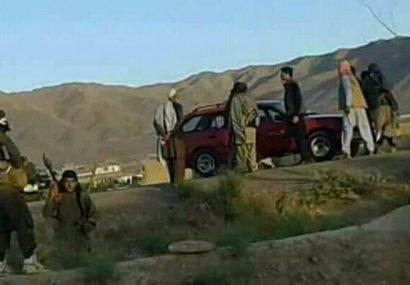 طالبان و ادامه گروگانگیری مسافران/دو تن را در غور گروگان گرفتند