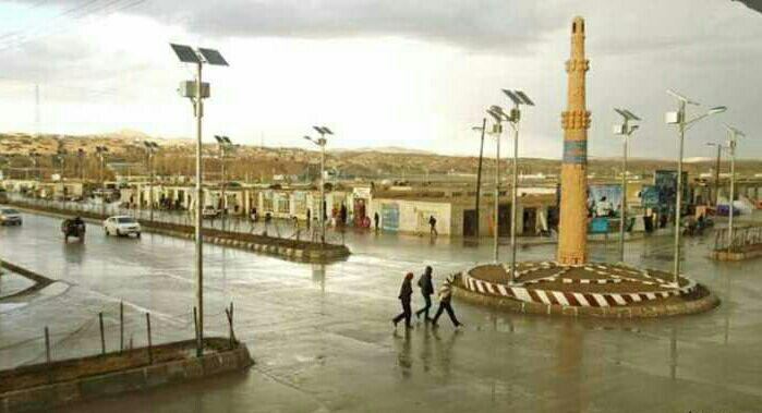شهر فیروز کوه برقدار خواهد شد/کار پروژه برق سولری غور آغاز میشود