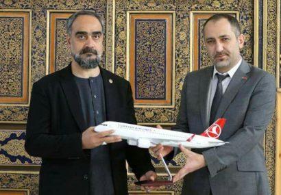 پروازهای مستقیم هرات – استانبول آغاز میشود