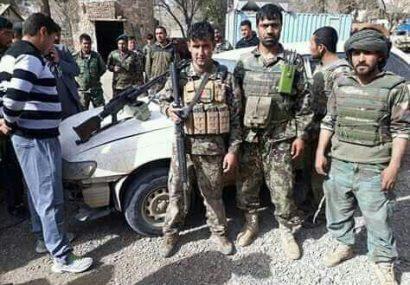 طالبان در ولسوالی زاول هرات دو کشته دادند