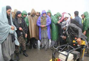 سیلاب هرات هشت تن را به کام مرگ برد و ۹ نفر را مجروح کرد