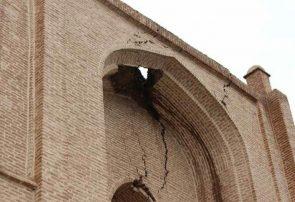 بارانها به بناهای تاریخی هرات هم رحم نکردند