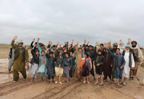 نیروهای ارتش به یاری سیل زدگان بادغیس شتافتند