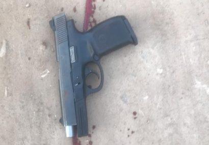 عامل ترور نافرجام سرباز پولیس هرات کشته شد