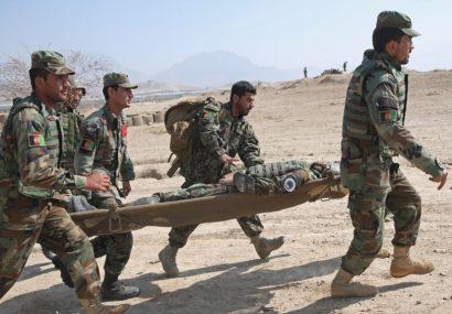 بالامرغاب از خون سیر نمیشود؛ بیش از ۱۰ سرباز ارتش کشته شدند
