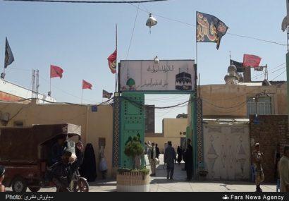 تاریخچه تکیه عمومی حضرت ابوالفضل العباس(ع) شهر هرات